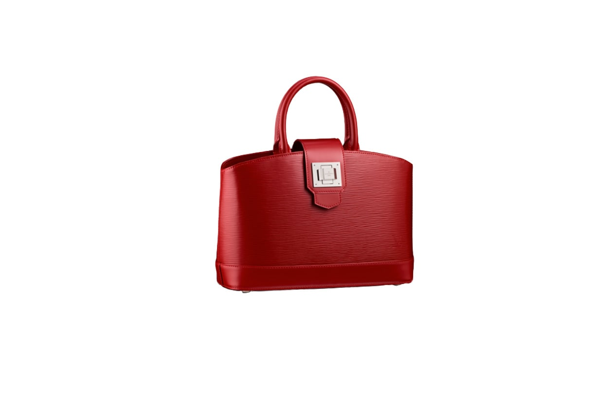 Louis Vuitton red
