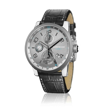 Montblanc: il contest The World Second