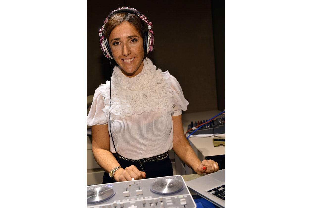 Nicola Guicciardi Winspeare Elisabetta Franchi opening Milano