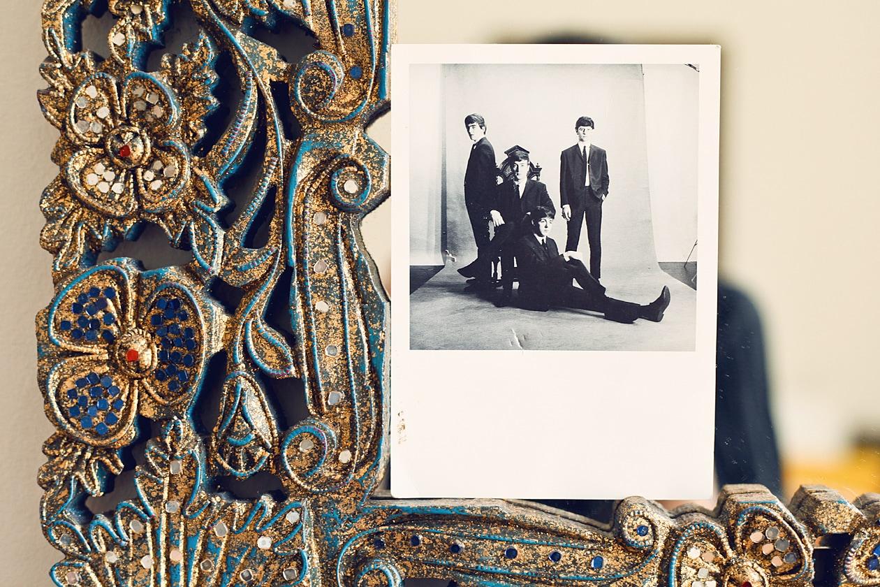 Polaroid Beatles