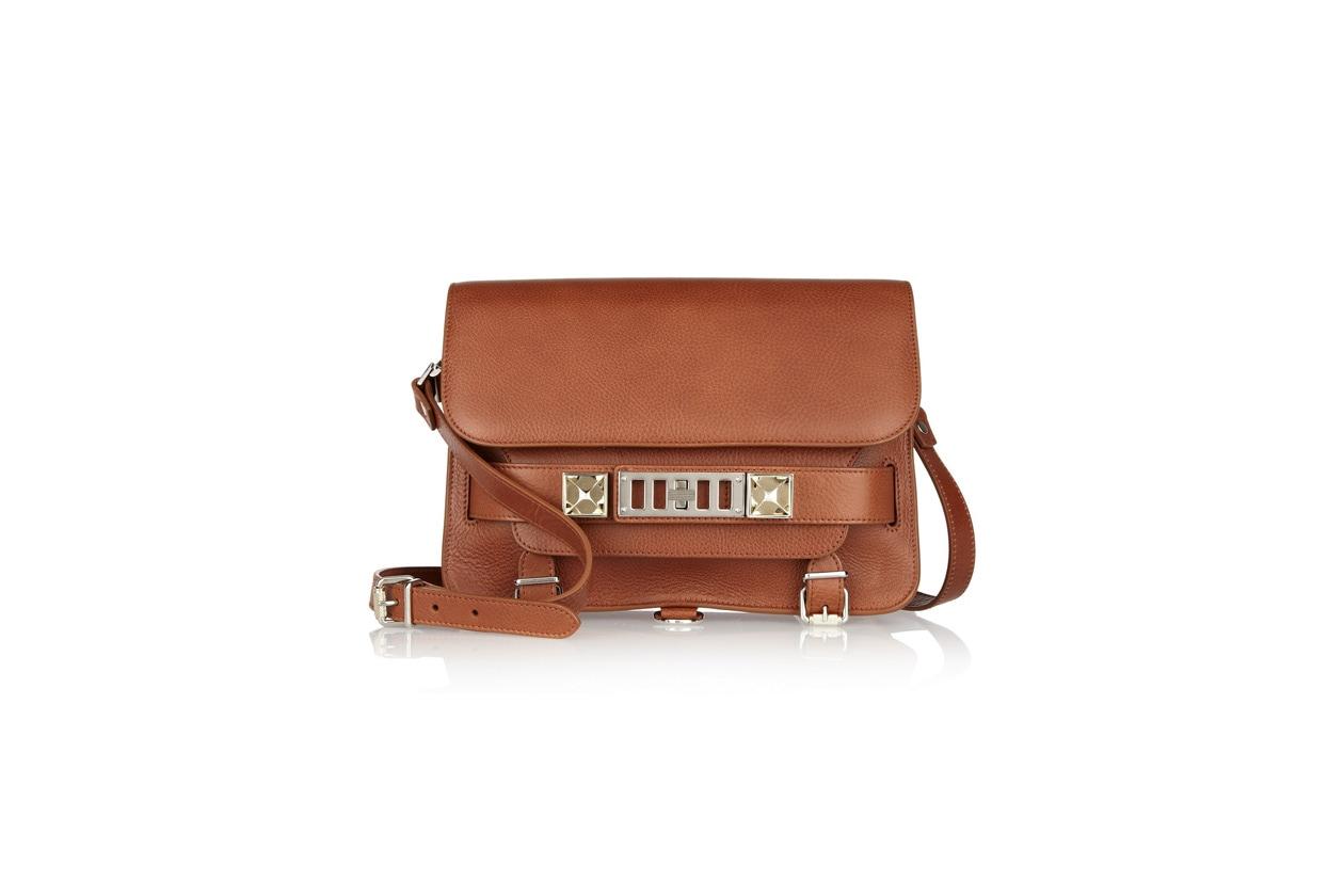 Proenza Schouler leather