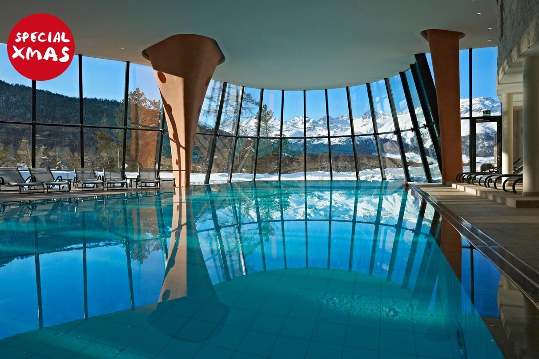 Natale in Spa, tra natura e paradisi d'acqua