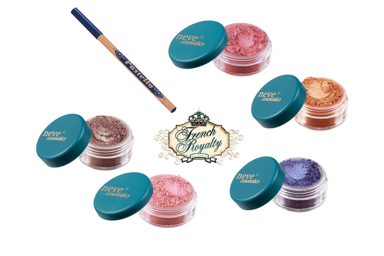 Si chiama French Royalty la nuova collezione by Neve Cosmetics ispirata allo sfarzo e alla mondanità delle corti francesi del Settecento