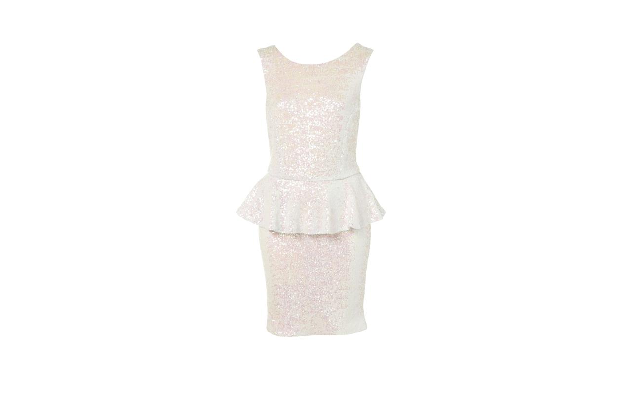 Top List Glitter topshop dress