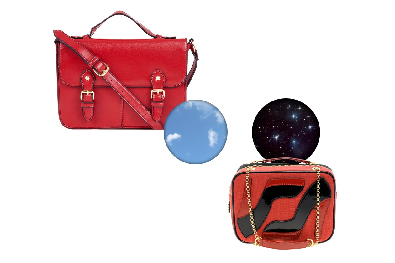 Top List Tracolle Lulu Guinness night Satchel Topshop day