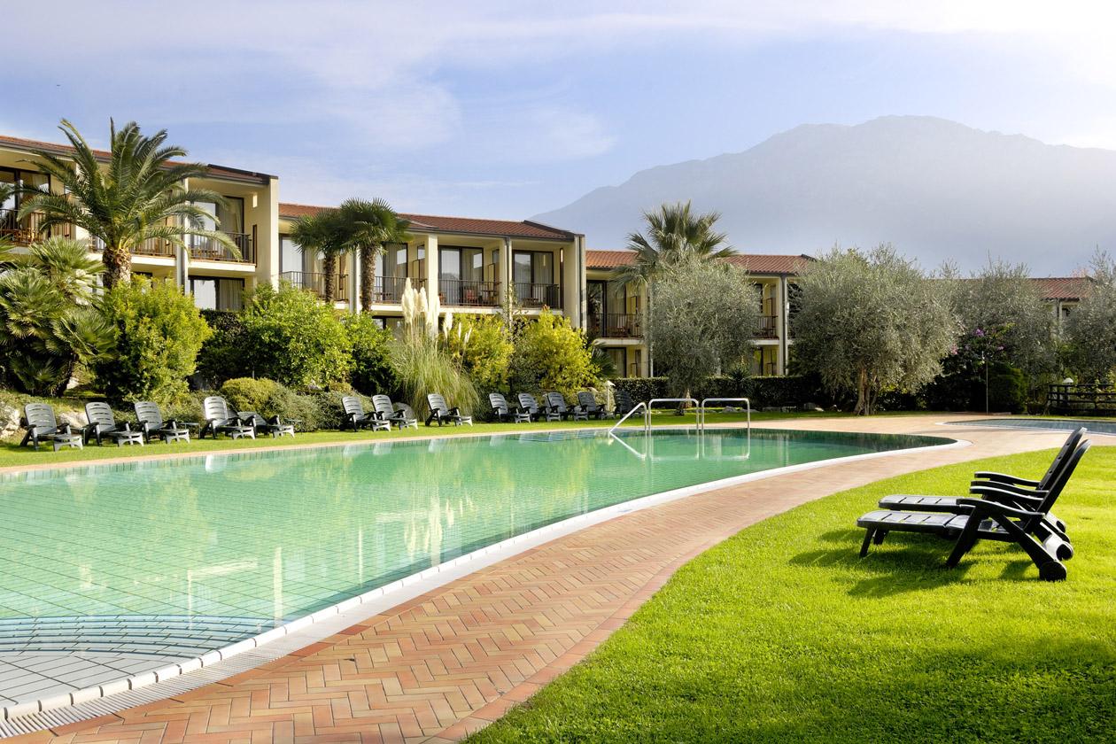 Un'idea da regalare o da regalarsi il soggiorno al Centro Tao del Park Hotel Imperial di  Limone sul Garda