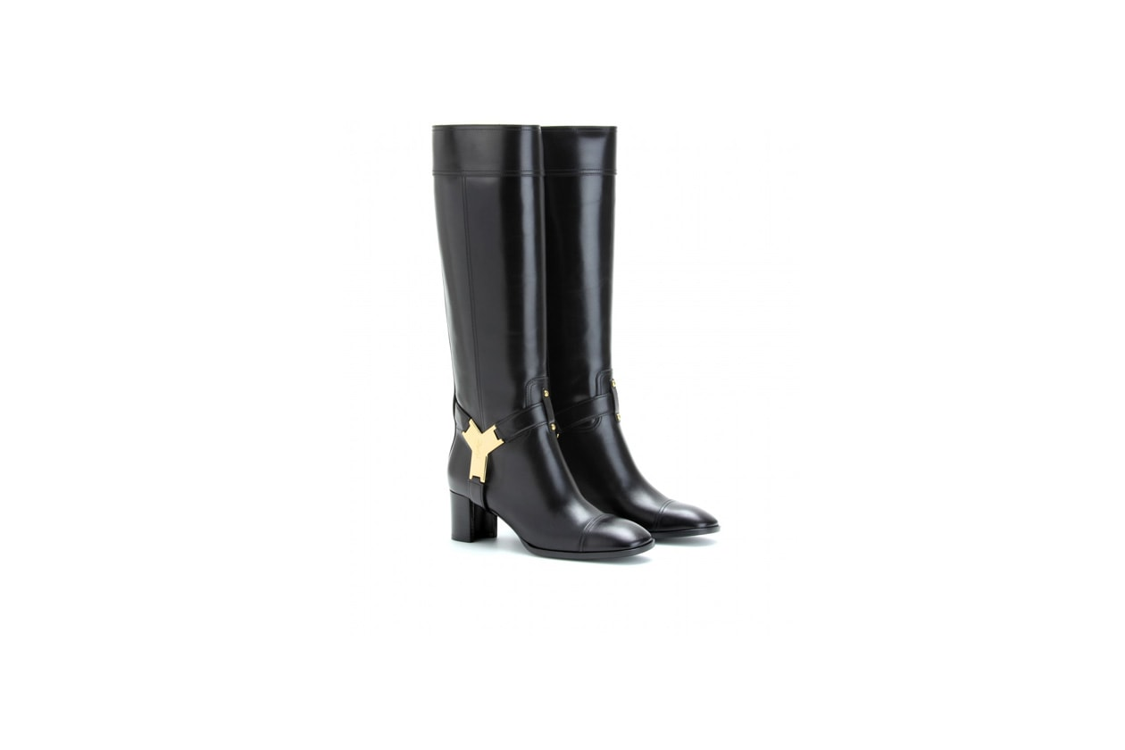 Winter Boots ysl