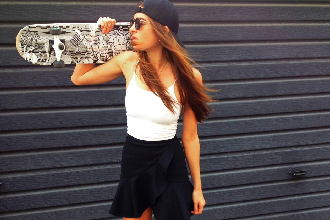Da Los Angeles i look di Natalia Bonifacci