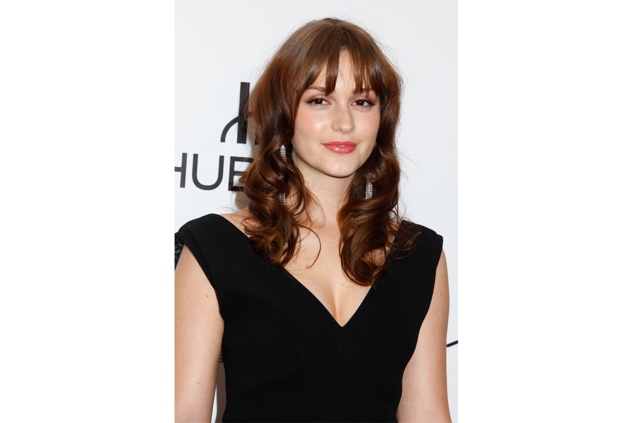 leighton meester AMFAR BENEFIT GALA A NEW YORK