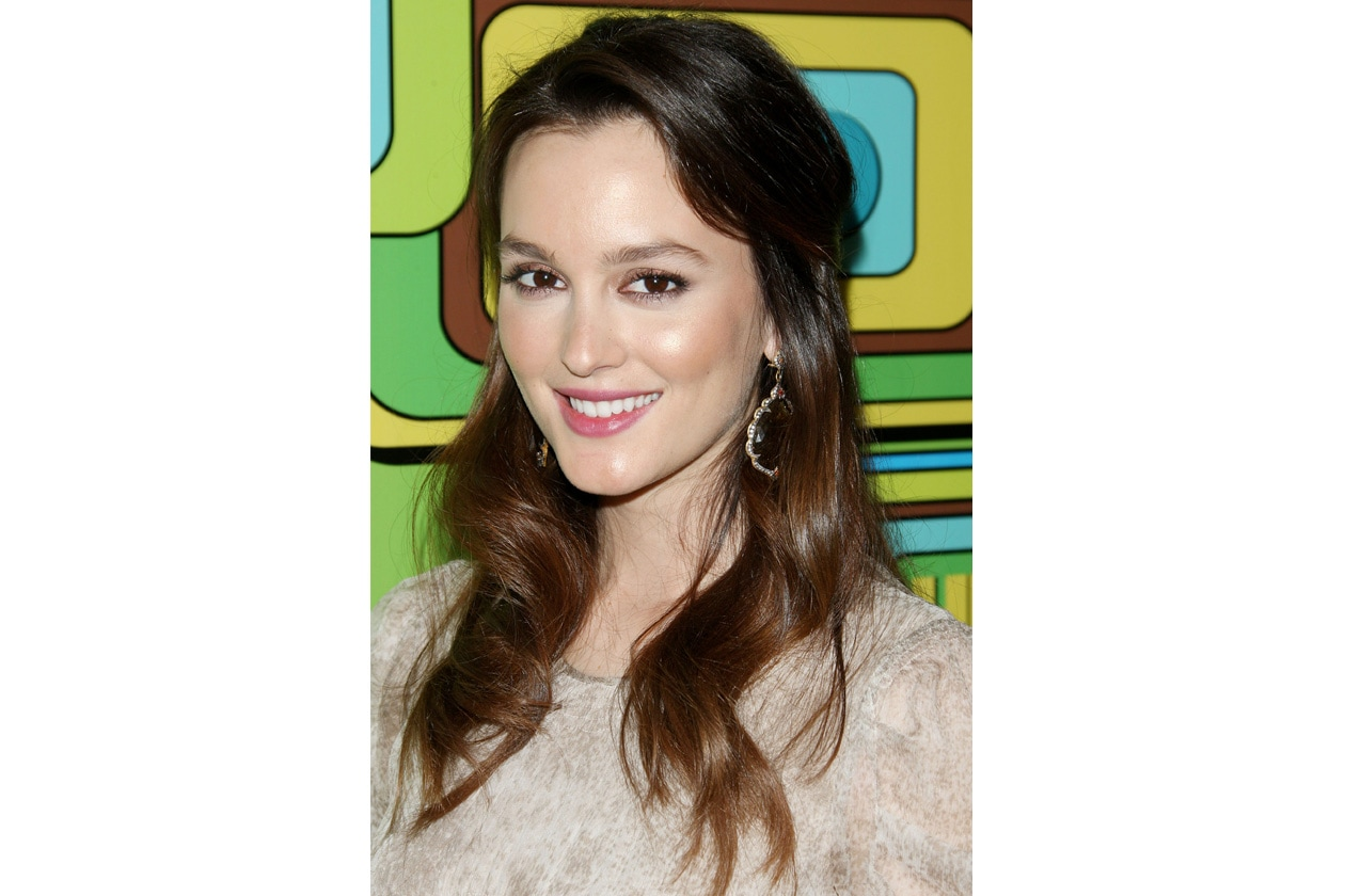 leighton meester HBO 2011 GOLDEN GLOBE AWARDS AFTER PARTY
