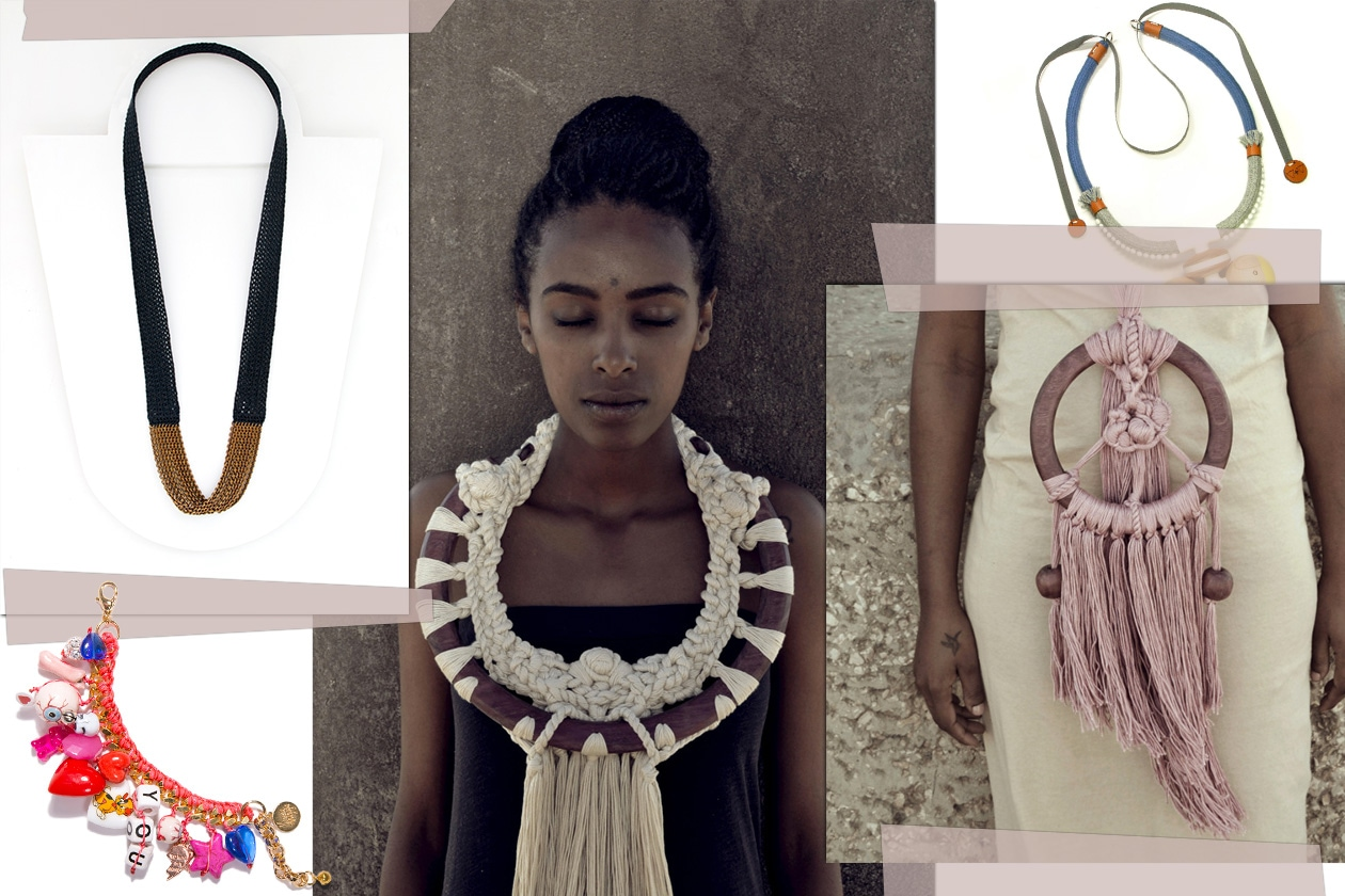 Accessori crochet: i craft bijoux più innovativi
