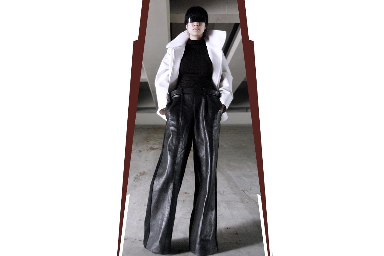 01 Pantaloni pelle The Rosenrot