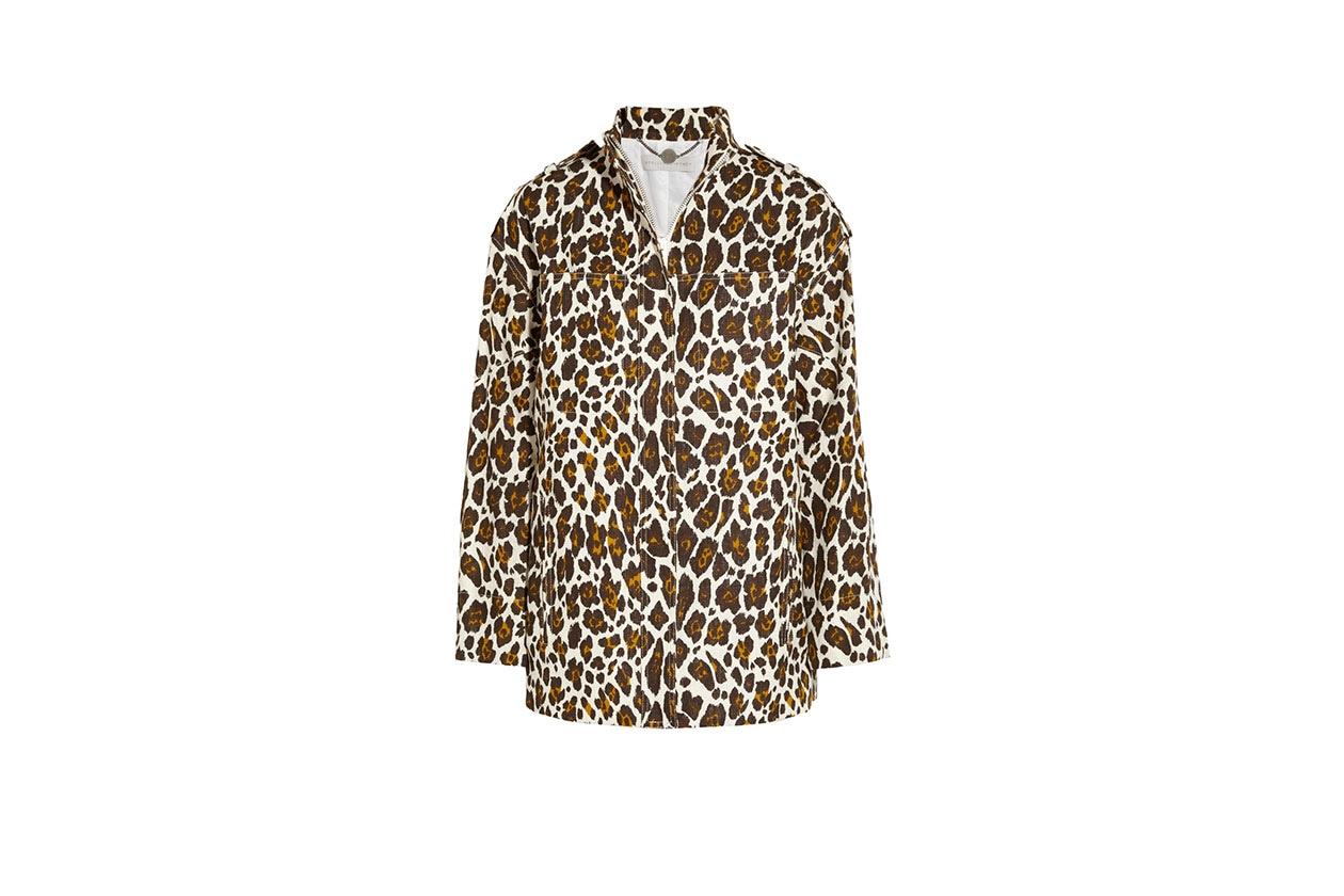 3 trend Animalier Stella McCartney giacca