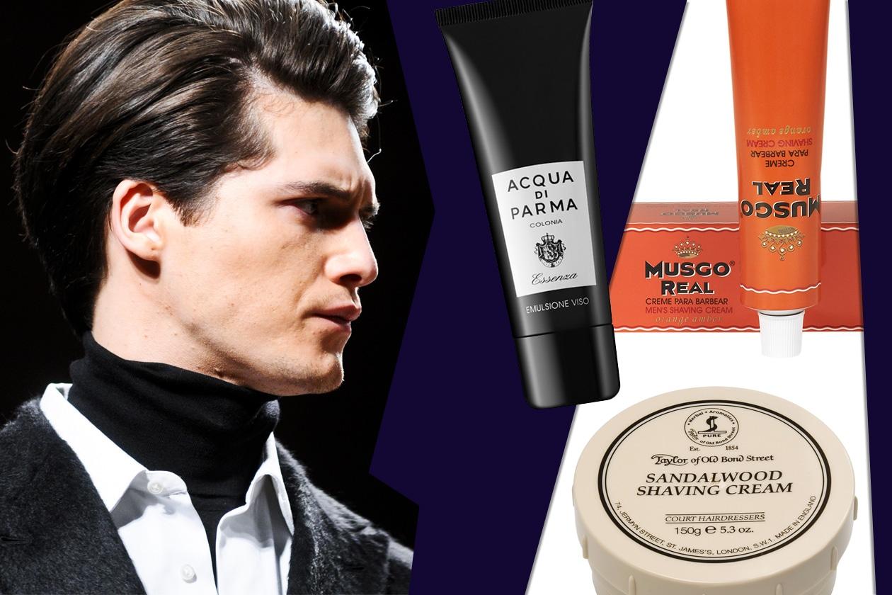 Addio barba: una selezione di prodotti per una rasatura e un'idratazione perfetta