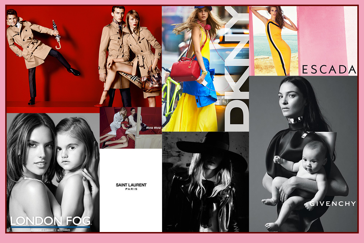Campagne Collage