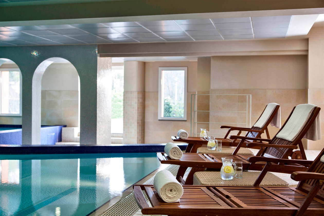 Centro Benessere Area Relax low