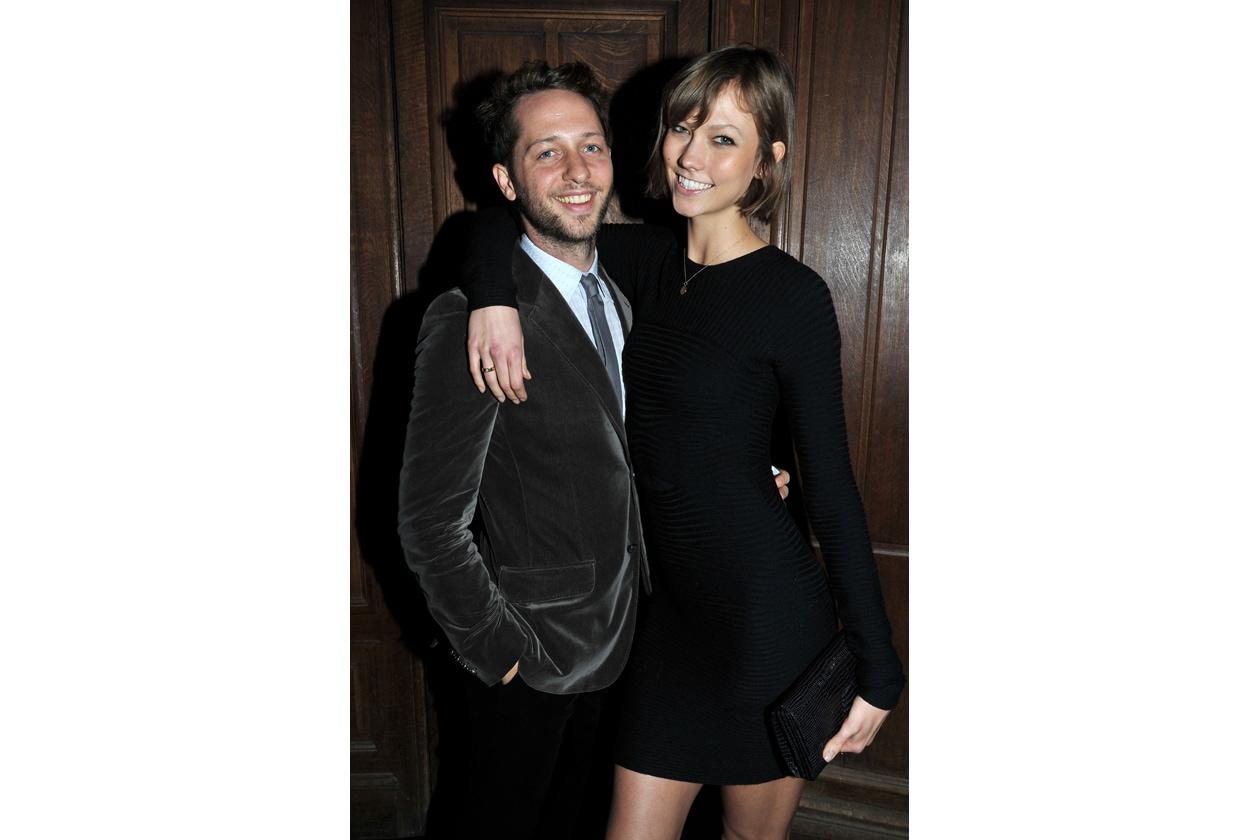 Derek Blasberg & Karlie Kloss Berluti 45