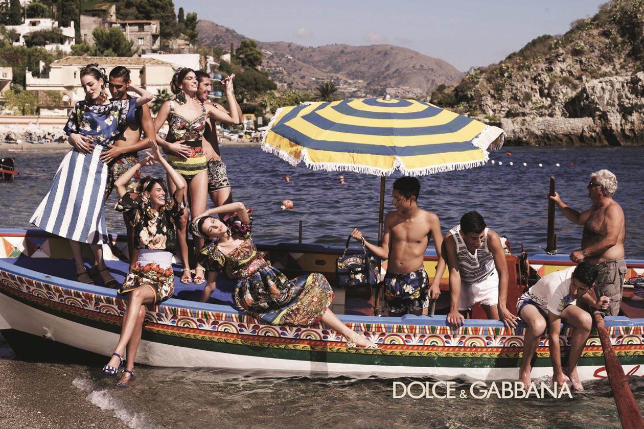 Dolce&Gabbana DonnaPE13 foto D. Dolce (4) (Large)