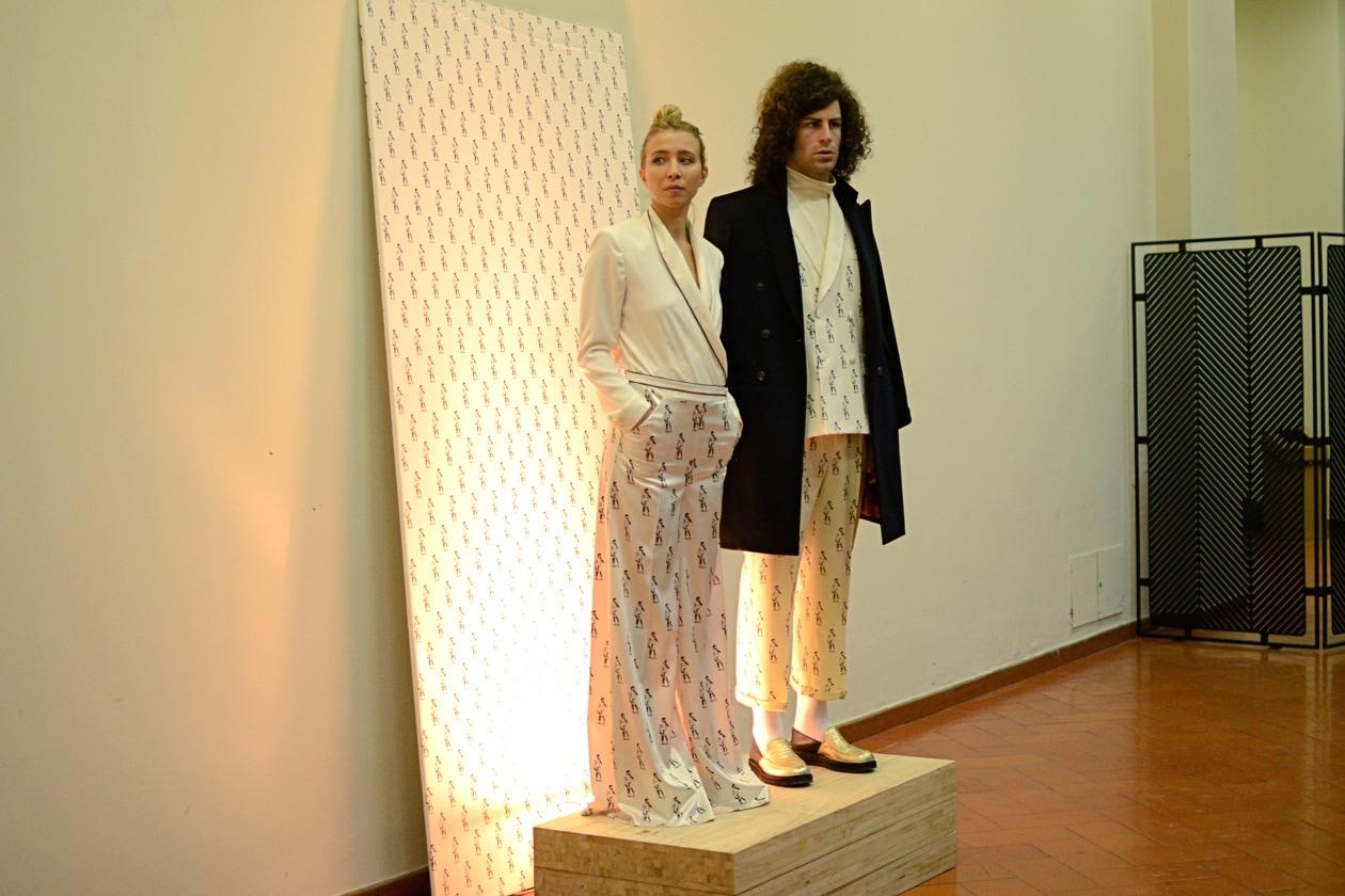 Emiliano Rinaldi stile pijama