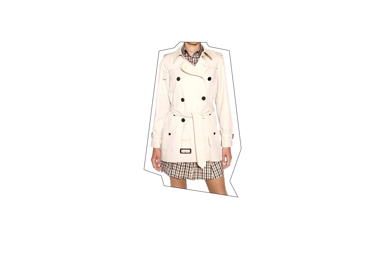 Get The Look Clemence Aquascutum
