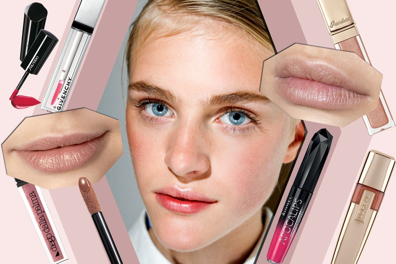 I lipgloss rappresentano l'alternativa super luminosa al rossetto e, grazie alle nuove texture, assicurano protezione e durata extra