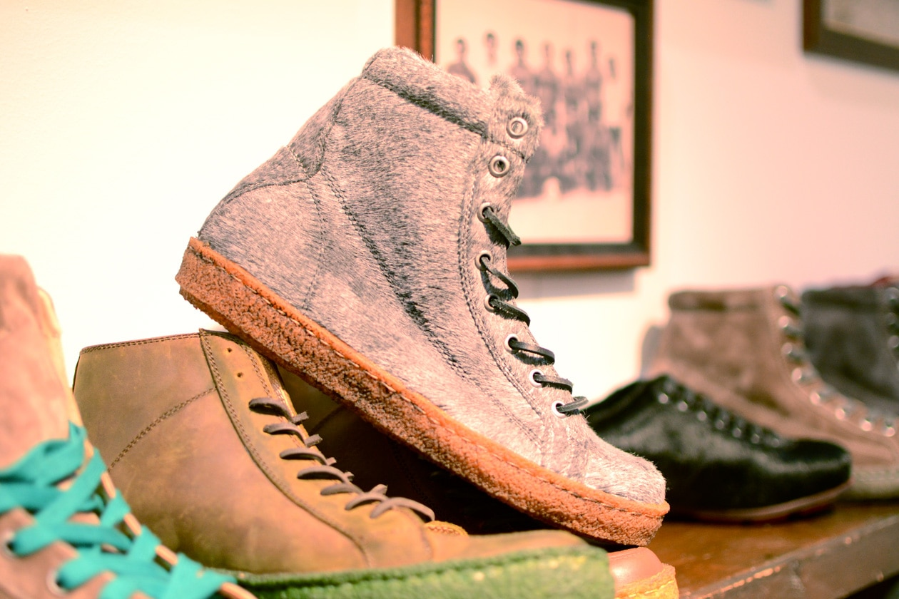 Pantofola d'oro in cavallino