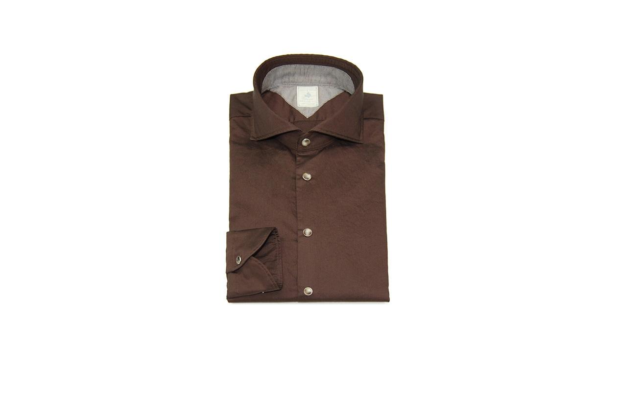 Pitti uomo preview DELSIENA camicia collezione FW13 14