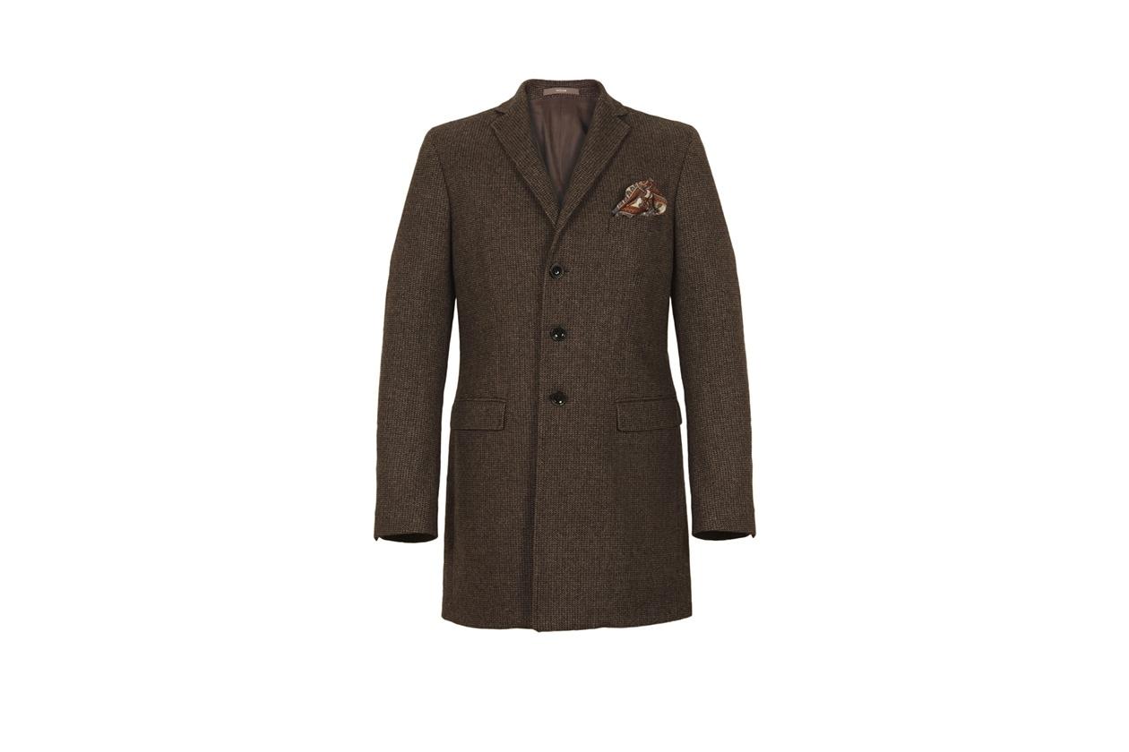 Pitti uomo preview PAOLONI AI 13 1 cappotto