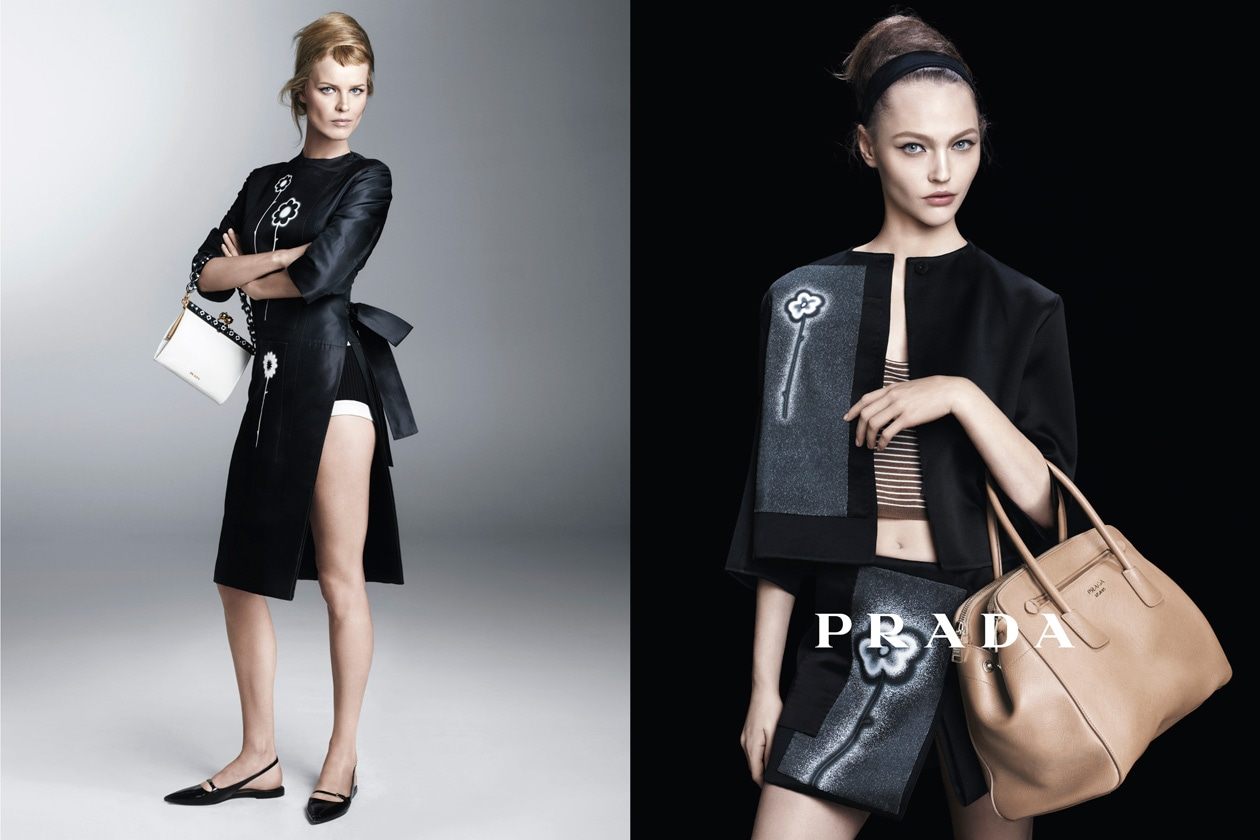 Prada Women ADV SS13 7
