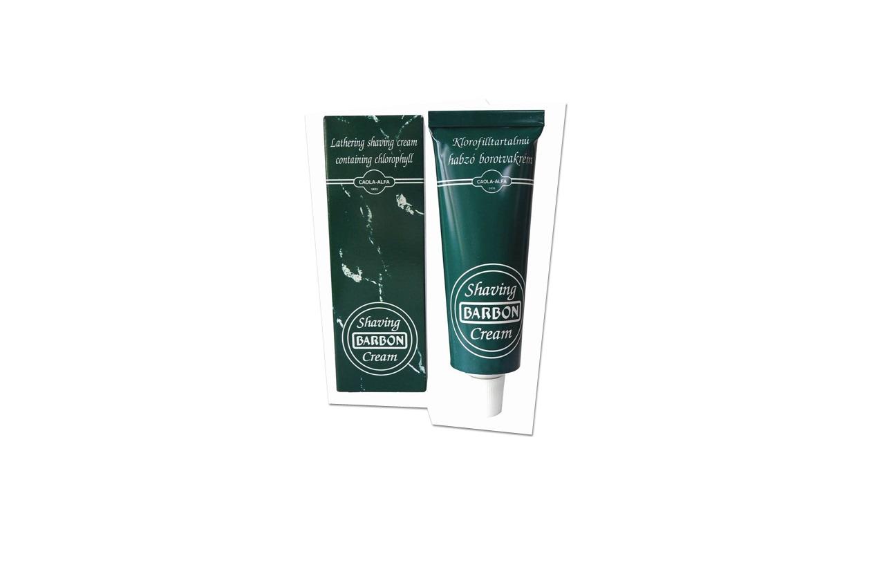 Protegge e nutre la pelle la Barbon Cream di Caola Cosmetics