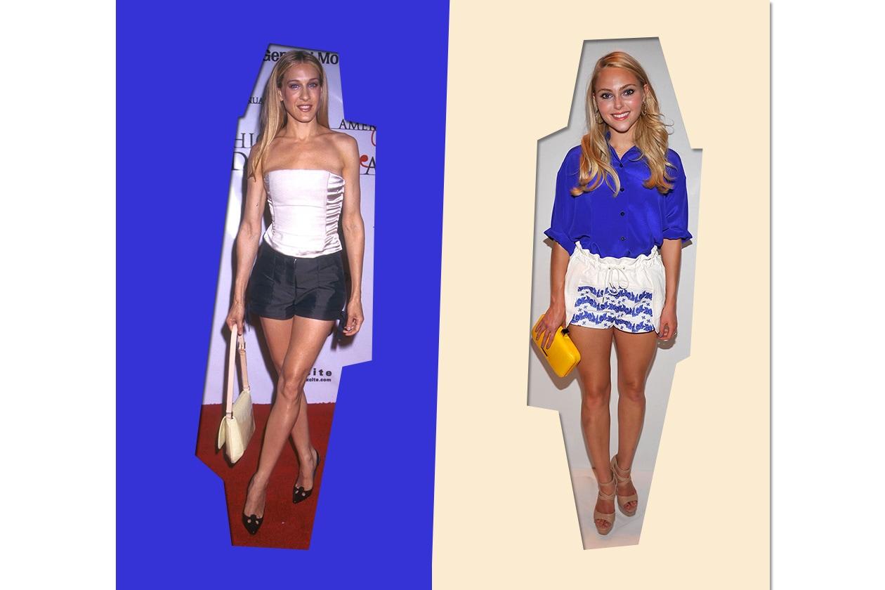 SJP vs ASR Shorts