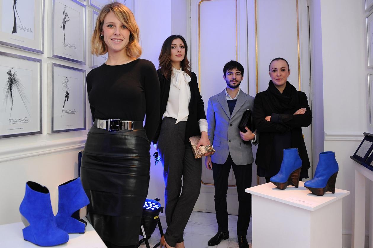 AltaRoma Charline De Luca Greta Boldini Giulia Gobbi