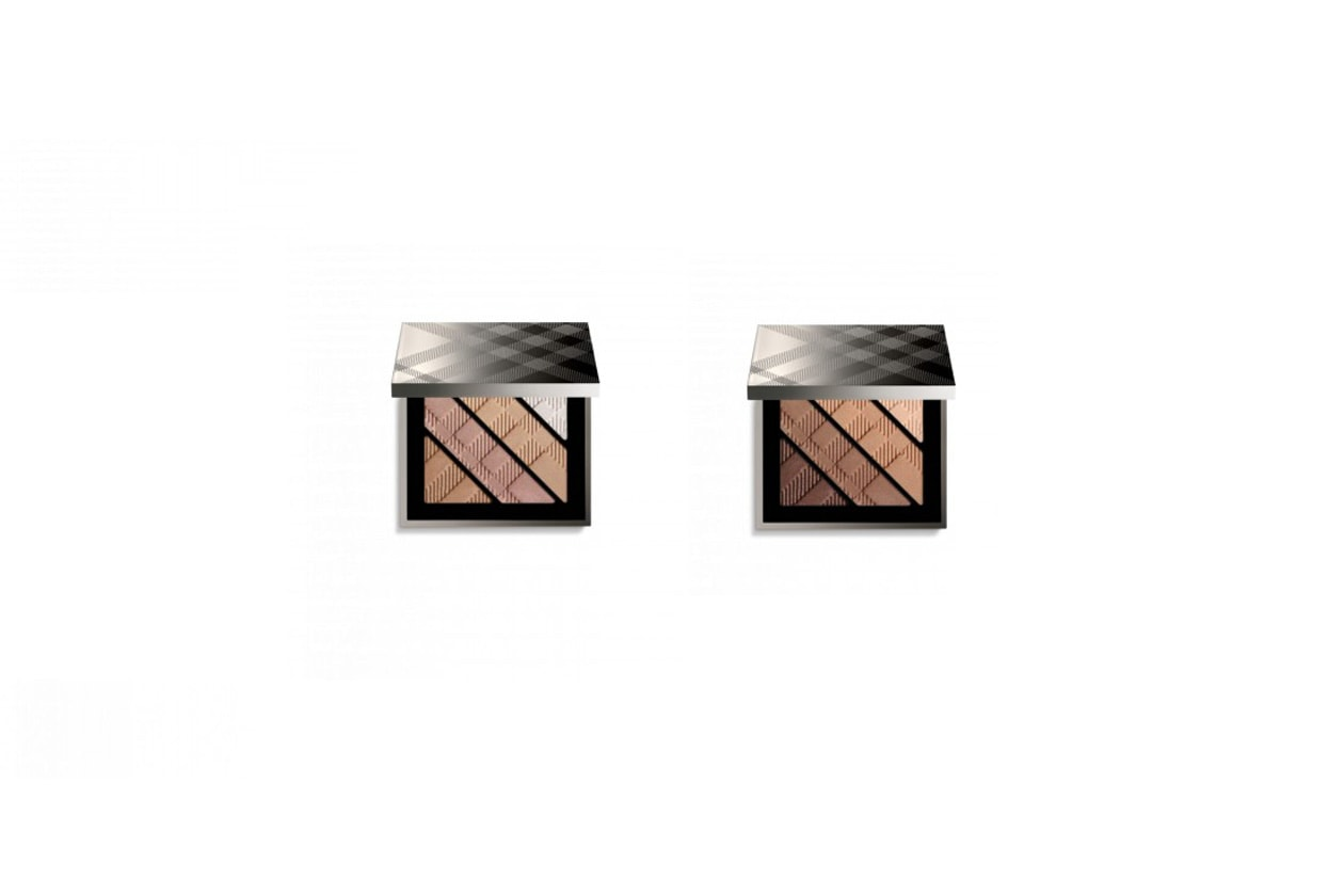 burberry beauty complete eye palette pale nude no