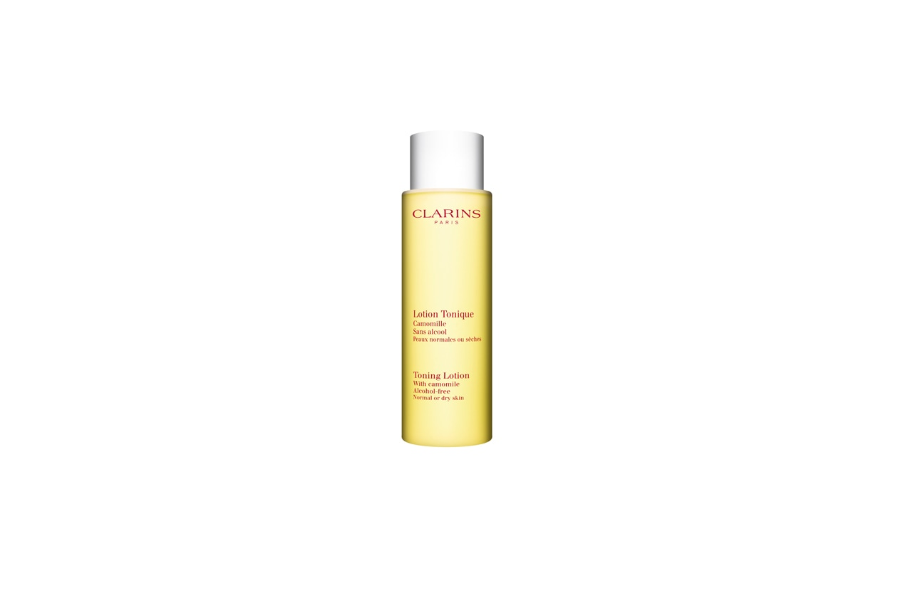 clarins toning lotion camomile