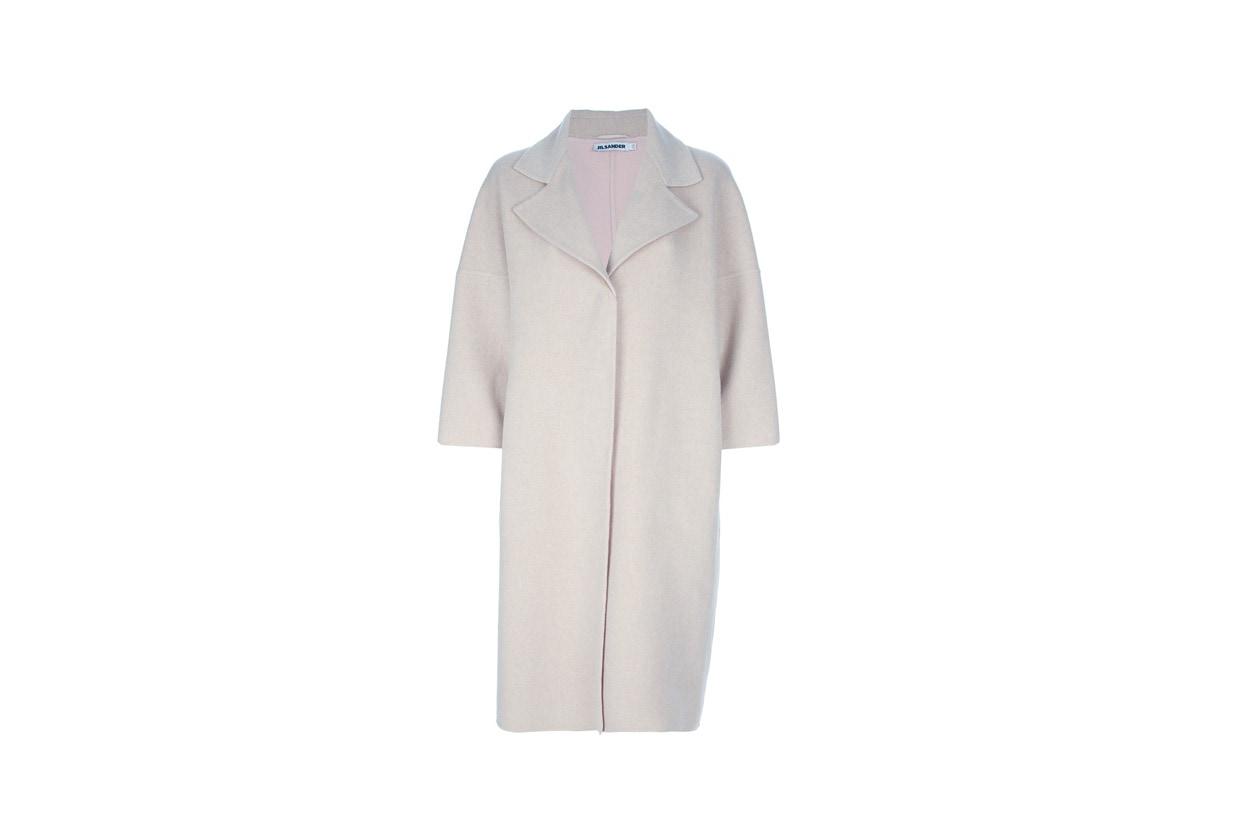 coat jil sander farfetch