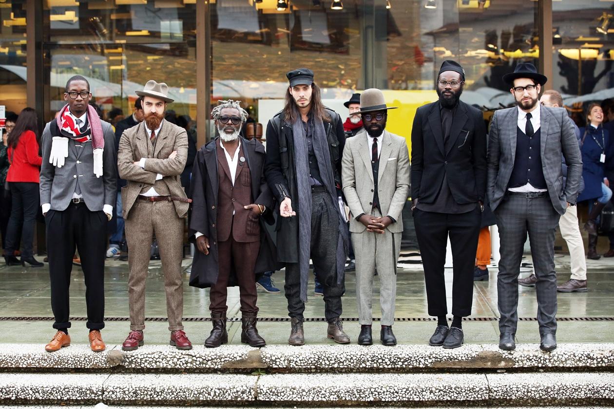 Pitti Uomo Street Style: 10 Gennaio 2013