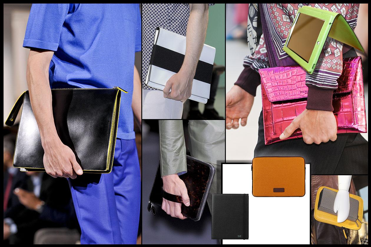 Uomo: gli accessori must have della primavera-estate 2013