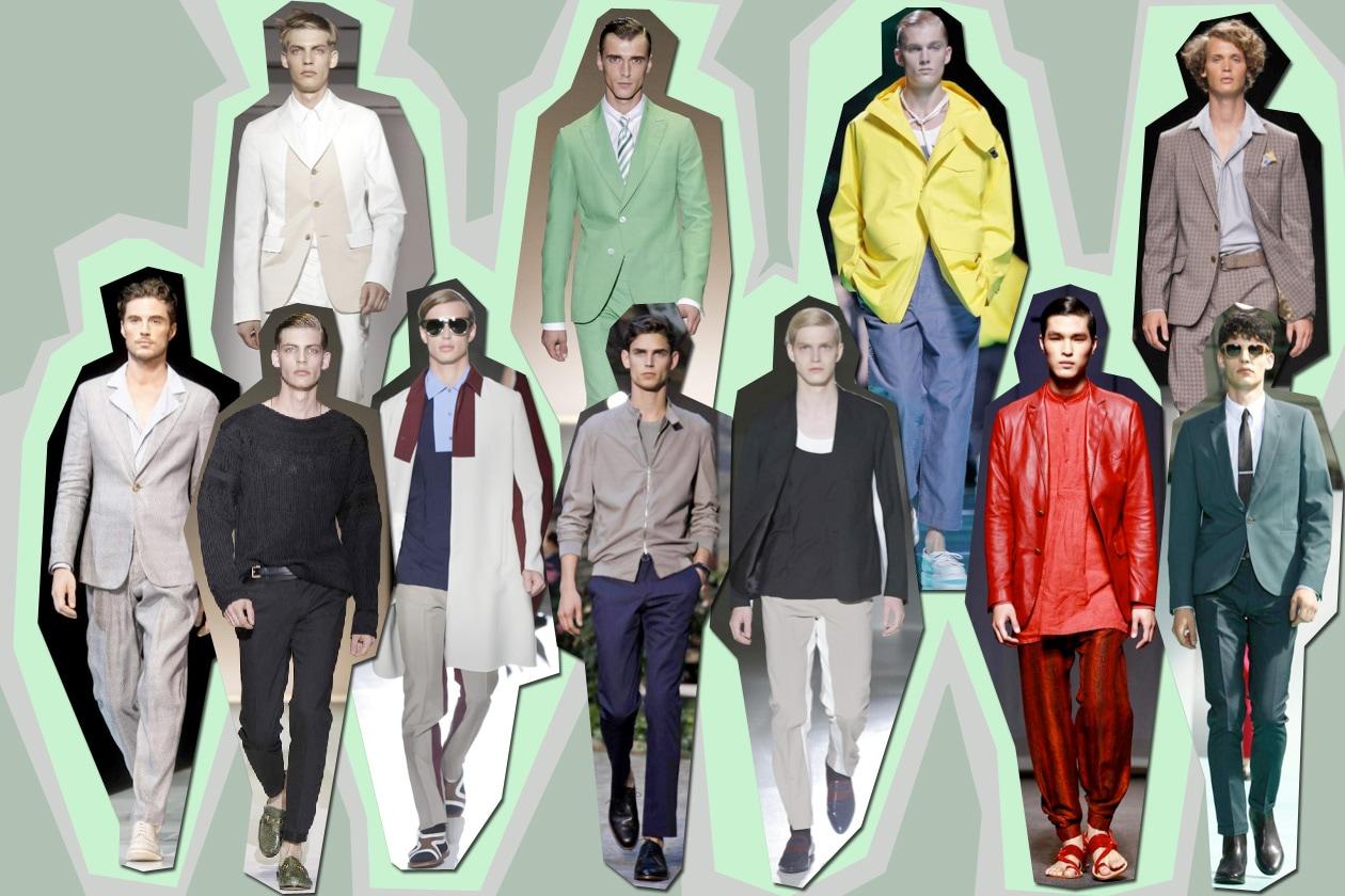 Le Moda Uomo di Milano e Parigi è su Grazia.it