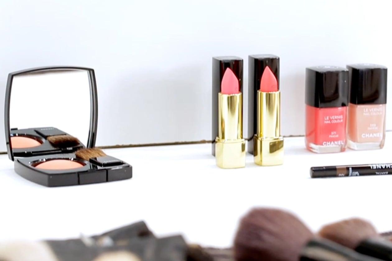 Make up delicato con la collezione Printemps Précieux de Chanel: tutti i prodotti utilizzati