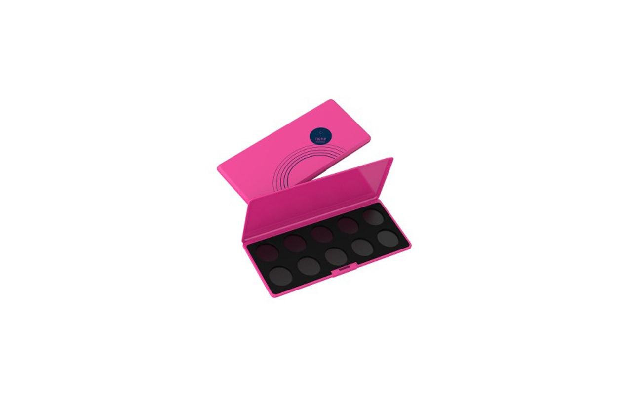 neve cosmetics custom palette