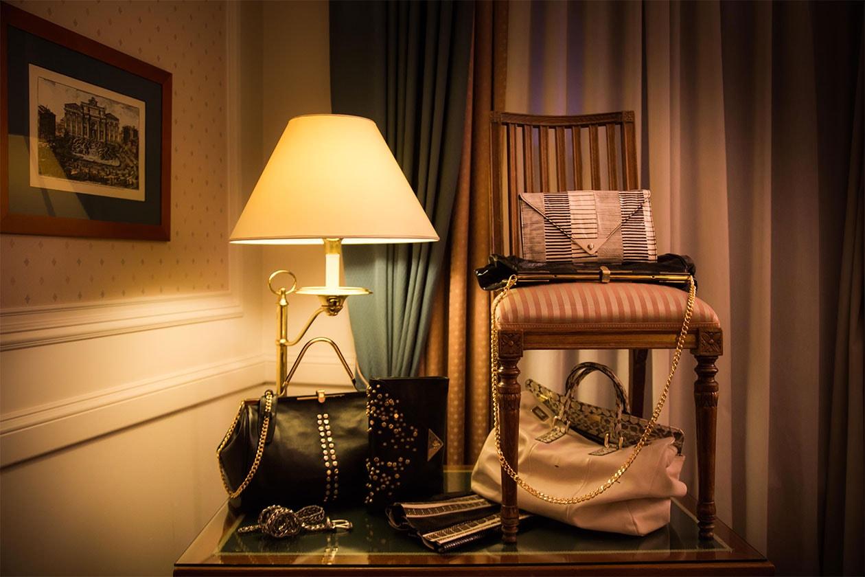 Zanchetti Room Service AltaRoma
