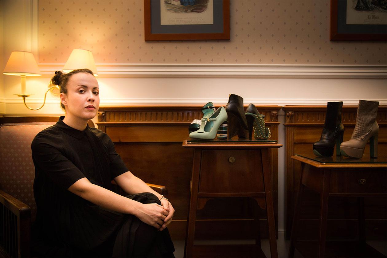 Room Service Giulia Gobbi AltaRoma ritratto