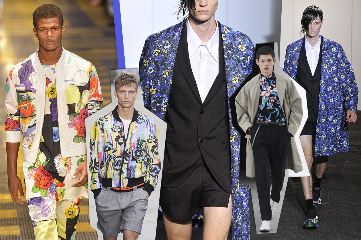 Scelte di Primavera Raf Simons Topman Design Versace