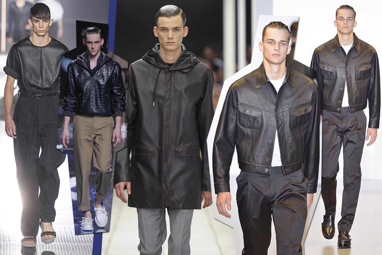 Scelte di Primavera Calvin Klein Lanvin Dior Louis Vuitton