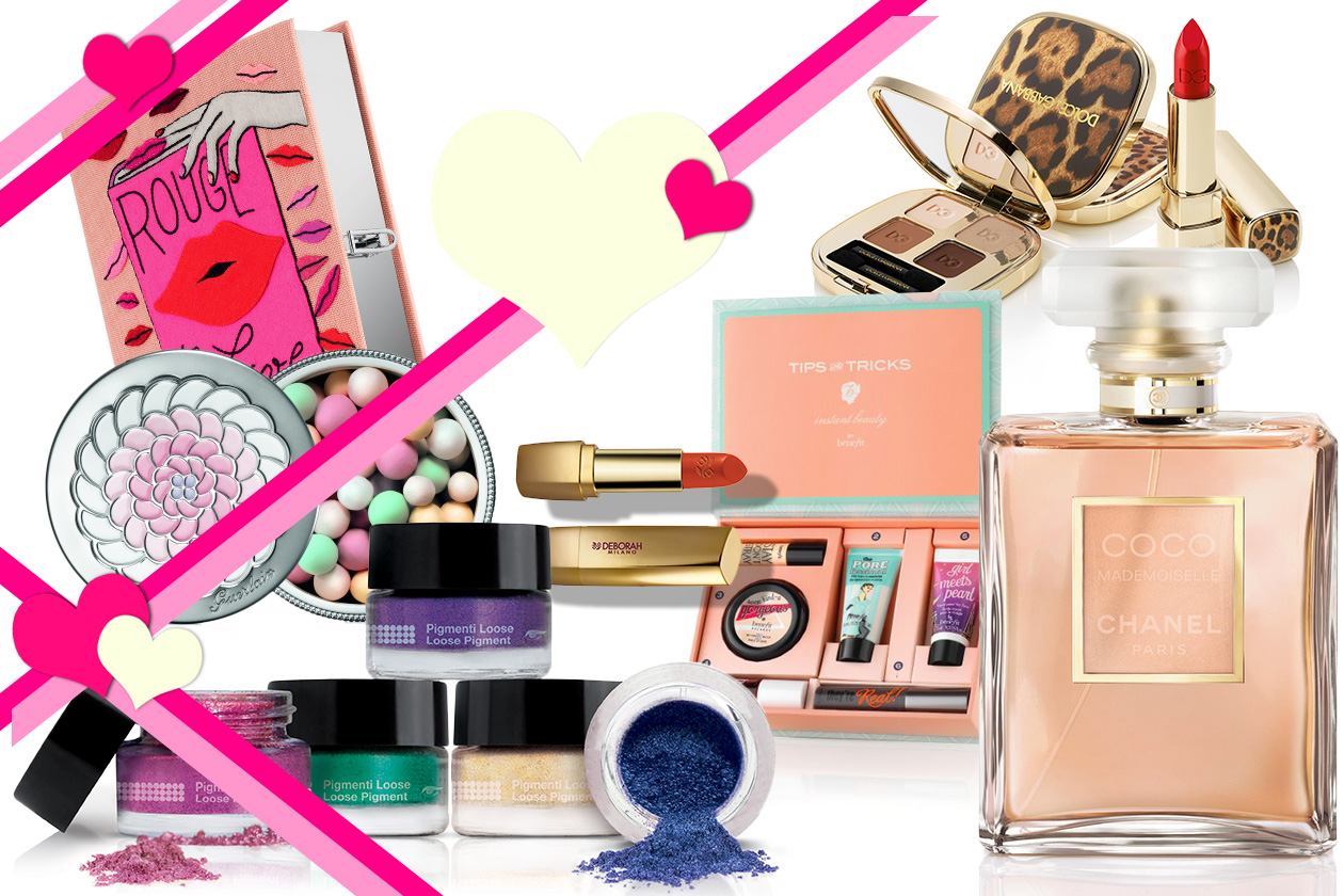 00 San Valentino regali Collage