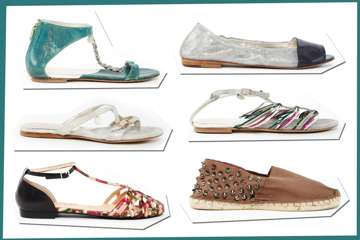 06 scarpe flat