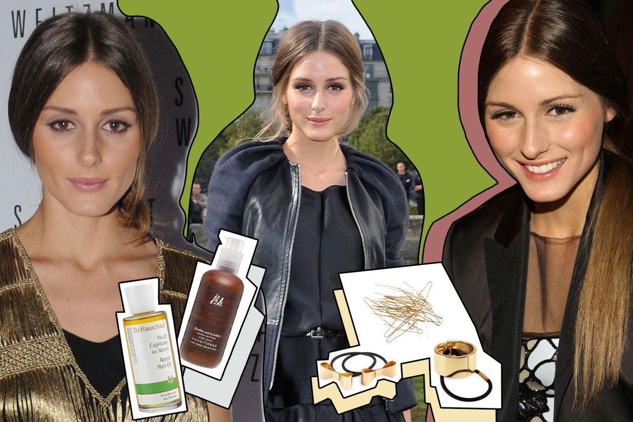 Beauty Olivia Palermo Cover Collage