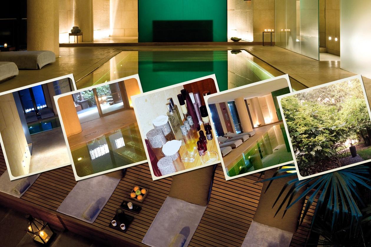 C'è un angolo di relax nel cuore di Milano: è la spa dell'Hotel un microcosmo fatto di lusso e tranquillità