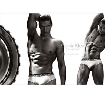 Calvin Klein Underwear in onda al Super Bowl