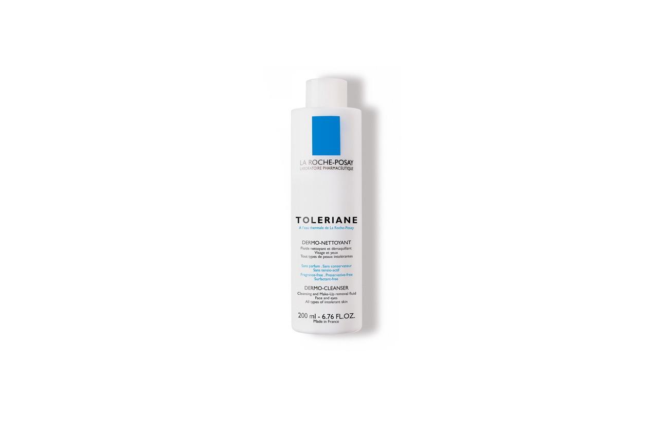 Contiene acqua termale il dermo-detergente Toleriane di La Roche-Posay